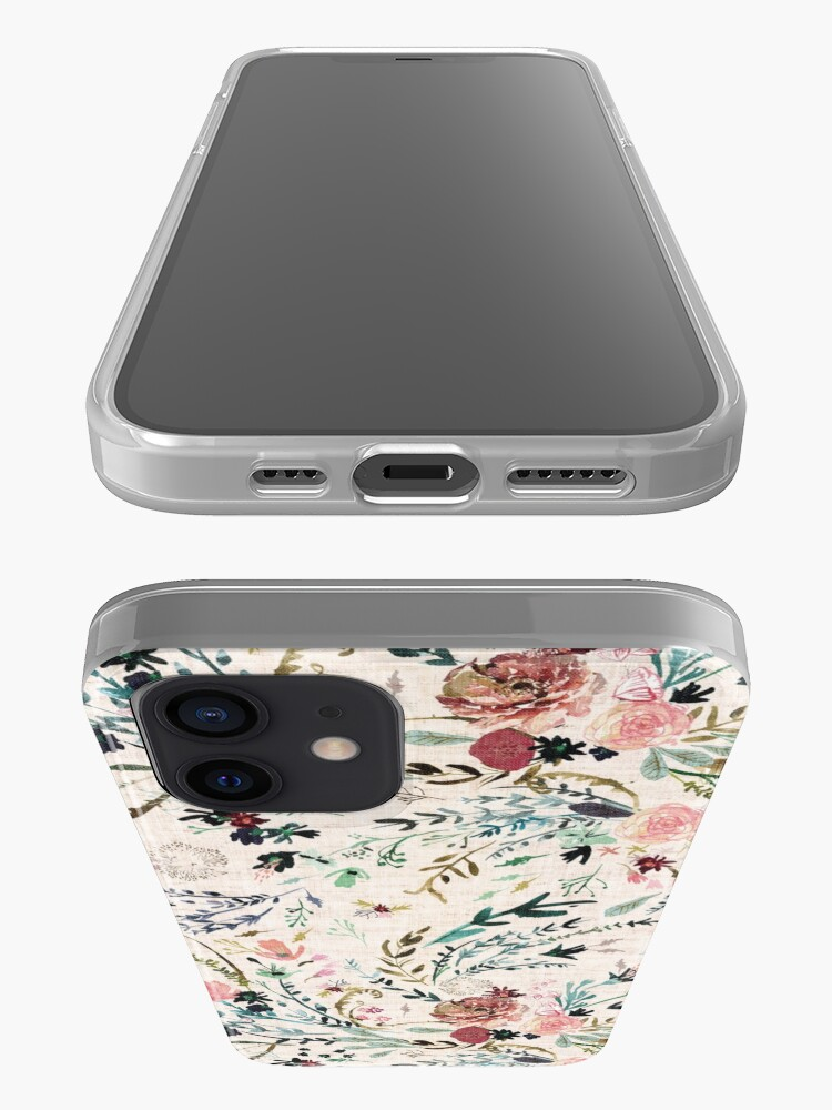 Alternate view of Fable Floral  iPhone Case & Cover
