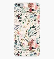 Vinilo o funda para iPhone Fable Floral