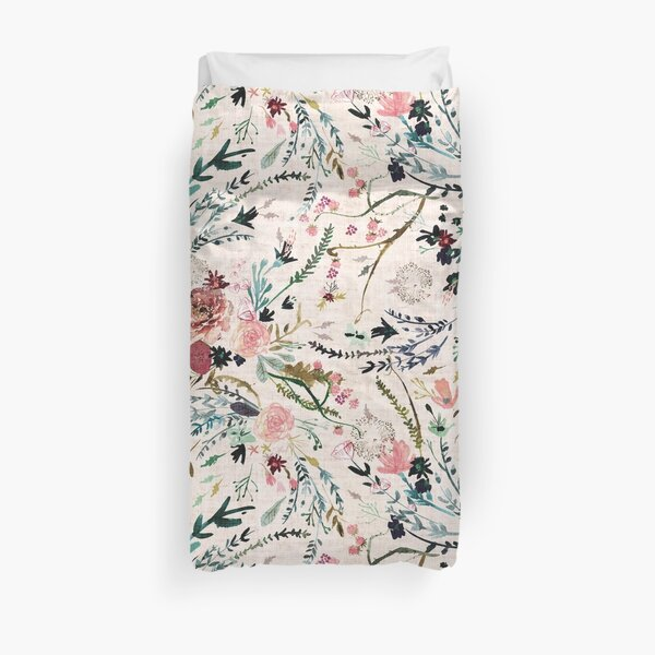 Fable Floral  Duvet Cover