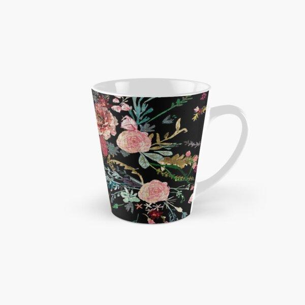 Midnight Floral Tall Mug