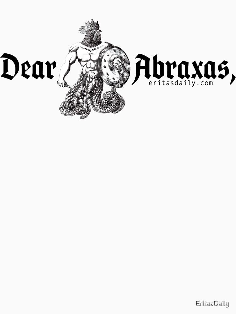 Dear Abraxas,  by EritasDaily