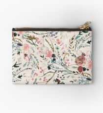 Fable Floral  Zipper Pouch