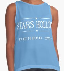 Stars Hollow Founded 1779 Contrast Tank