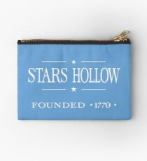 Stars Hollow Founded 1779 Studio Pouch