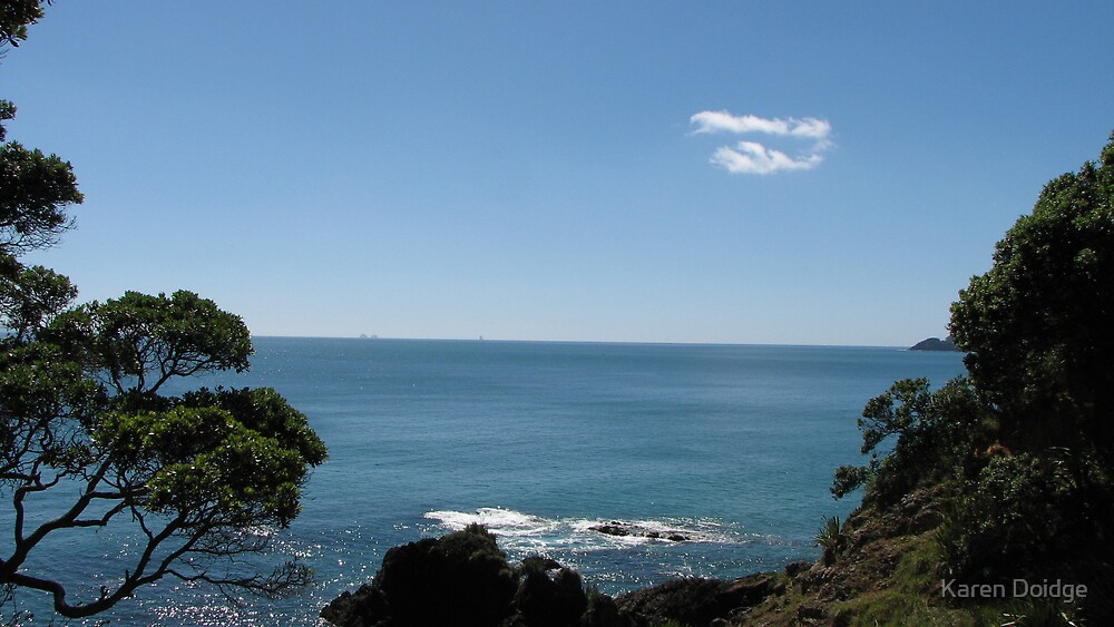 Ocean views by Karen Doidge