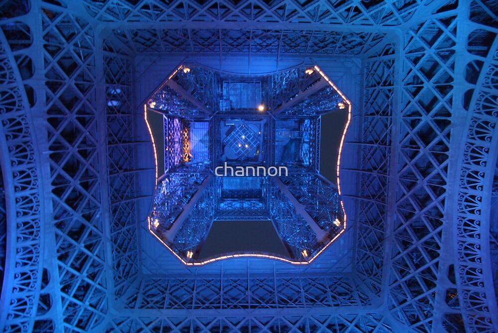 Eiffel Artitechture Series 2 by channon