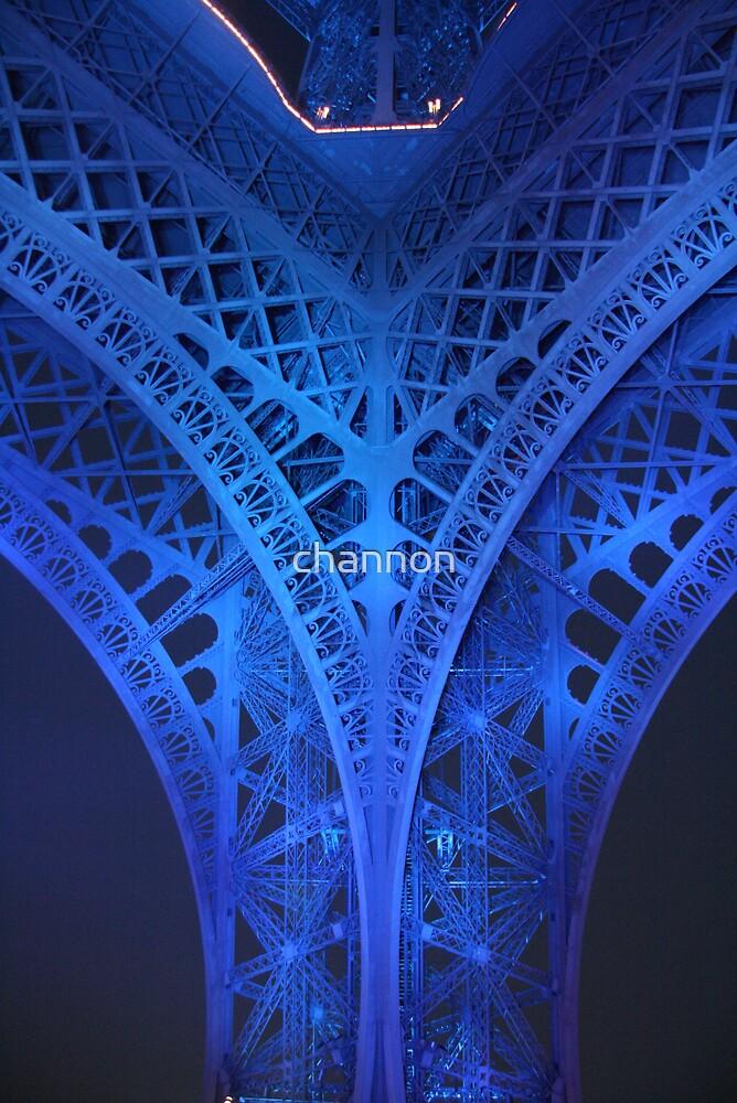 Eiffel Artitechture Series 3 by channon