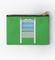 Stars Hollow Sign, Founded 1779 Studio Pouch