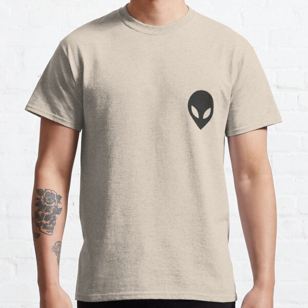 The face of the aliens Classic T-Shirt