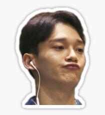 Chen Meme EXO Sticker