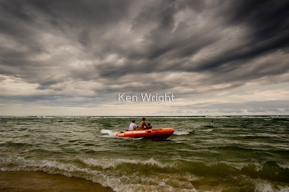 Speedy Recovery by Ken Wright