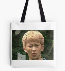 Mark NCT MEME Tote Bag