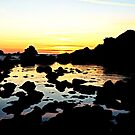 luffenholtz sunset by Clancey Meyer-Gilbride