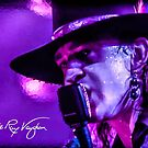 Stevie Ray Vaughan - Voodoo Chile  by Glenn Feron