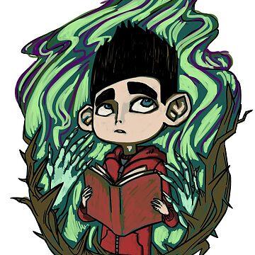 The Witch's Curse by pazuki