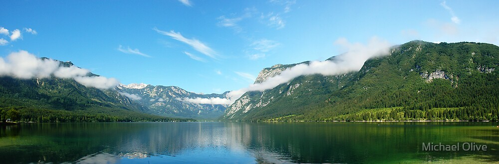 Lake Bohinj by Michael Olive