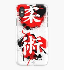 Livingston Brazilian Jiu Jitsu Academy iPhone Case/Skin