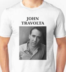 john travolta Unisex T-Shirt