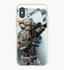 Chappie Movie iPhone cases & covers for XS/XS Max, XR, X, 8