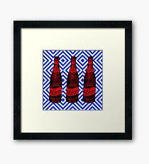Coca Arabiana  Framed Print