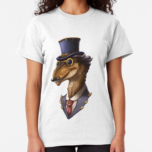 Dromeosaur Industrial Classic T-Shirt