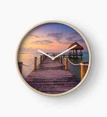be grateful - Give Back To Nature Clock