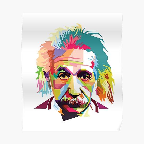 Einstein Póster