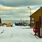 Toila Harbour by MariaVikerkaar