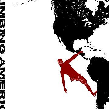 Climbing America by staz