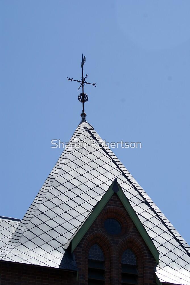 Menangle Church by Sharon Robertson