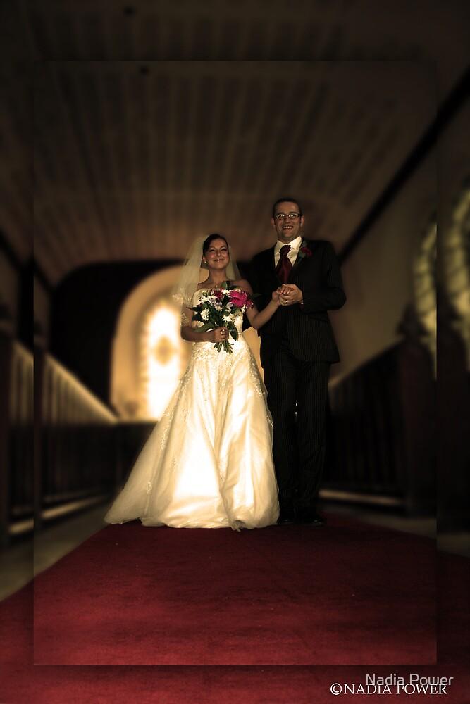 Wedding by Nadia Power