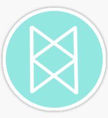 Bureau of Balance Logo Sticker