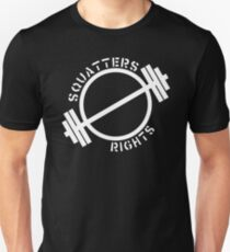 SQUATTERS RIGHTS Unisex T-Shirt