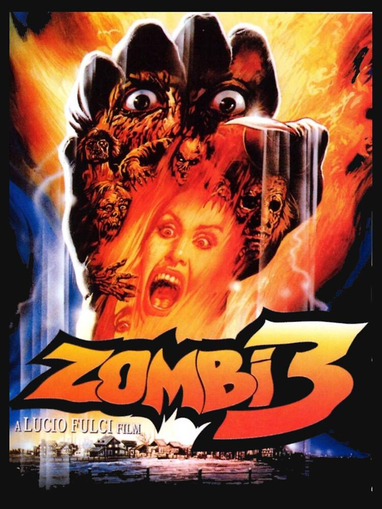 ZOMBI 3 by shawnofthe80s
