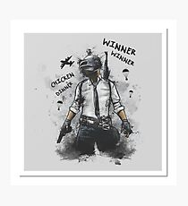 Playerunknowns Battlegrounds (PUBG) Photographic Print