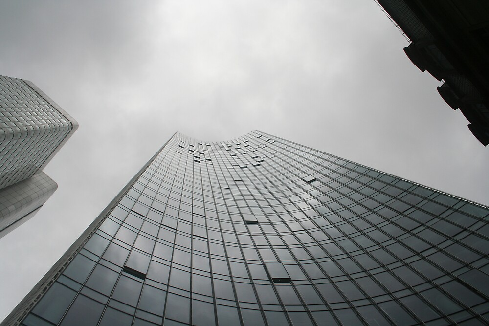 Skyper Tower, Frankfurt by Toby Bryans