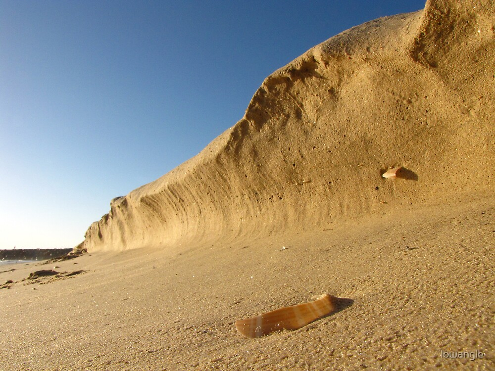 Sand Cave by lowangle