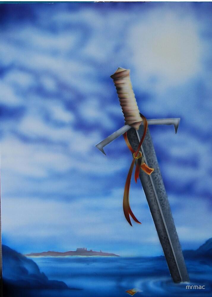 Farne Island Sword by mrmac
