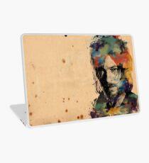 Watercolor Daryl Laptop Skin