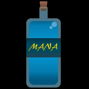 Mana Potion by TheArtArmature