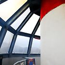 Inside the Cape Horn lighthouse (Chile) by Monica Di Carlo