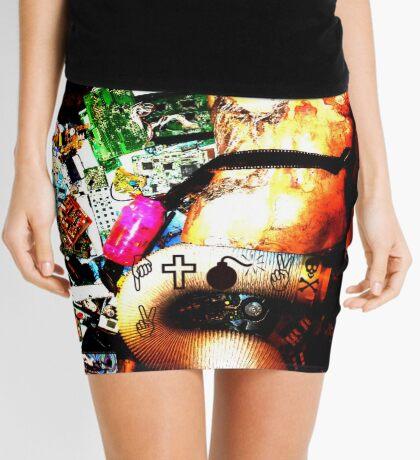cybertrashx Mini Skirt