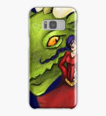 Dealing with fantasy Samsung Galaxy Case/Skin