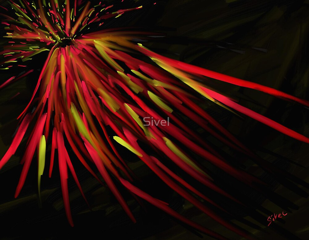 erupcion by Sivel