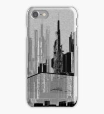 Mercur city iPhone Case/Skin