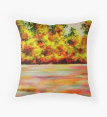 One Sweet Anchorage Throw Pillow