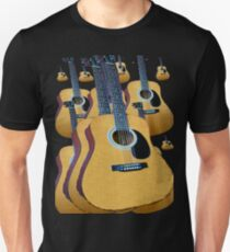 Guitars Rock!! Unisex T-Shirt