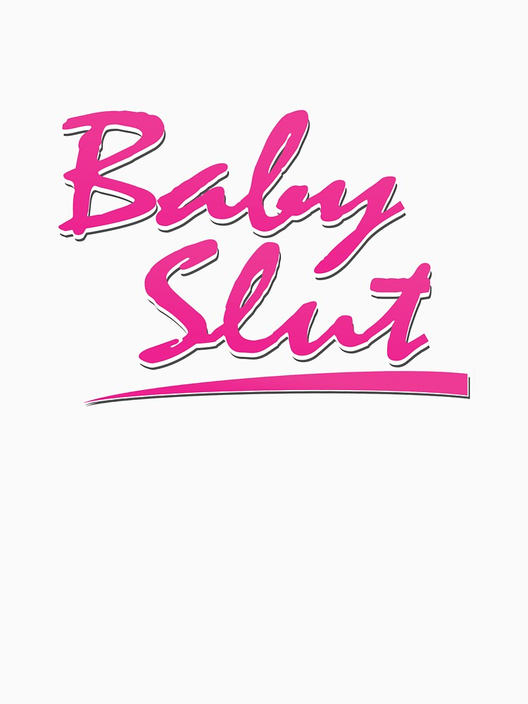 Baby Slut | Baseball  Sleeve