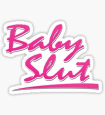 Baby Slut Sticker