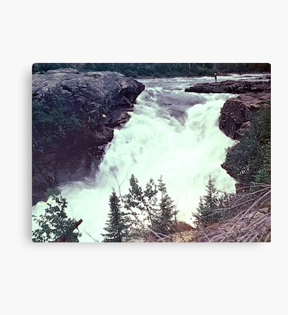 Gone Forever Canvas Print